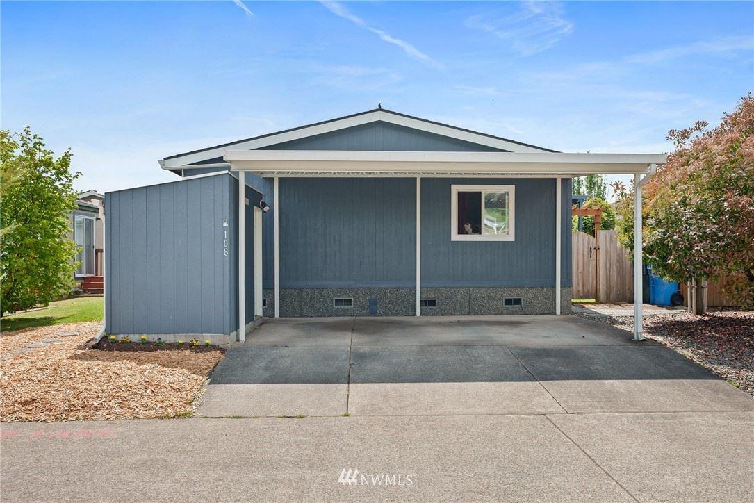 Photo of 201 Oakview Street #108, Centralia, WA 98531 (MLS # 1771097)