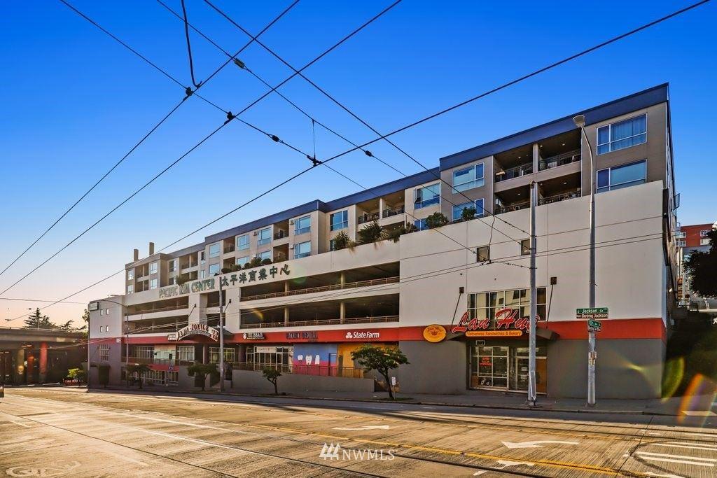 Photo of 321 10th Avenue S #705, Seattle, WA 98104 (MLS # 1786097)
