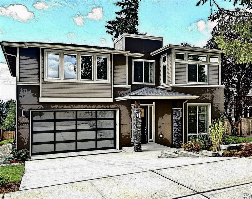 Photo of 6441 NE 182nd - Lot #14 Street, Kenmore, WA 98028 (MLS # 1679099)