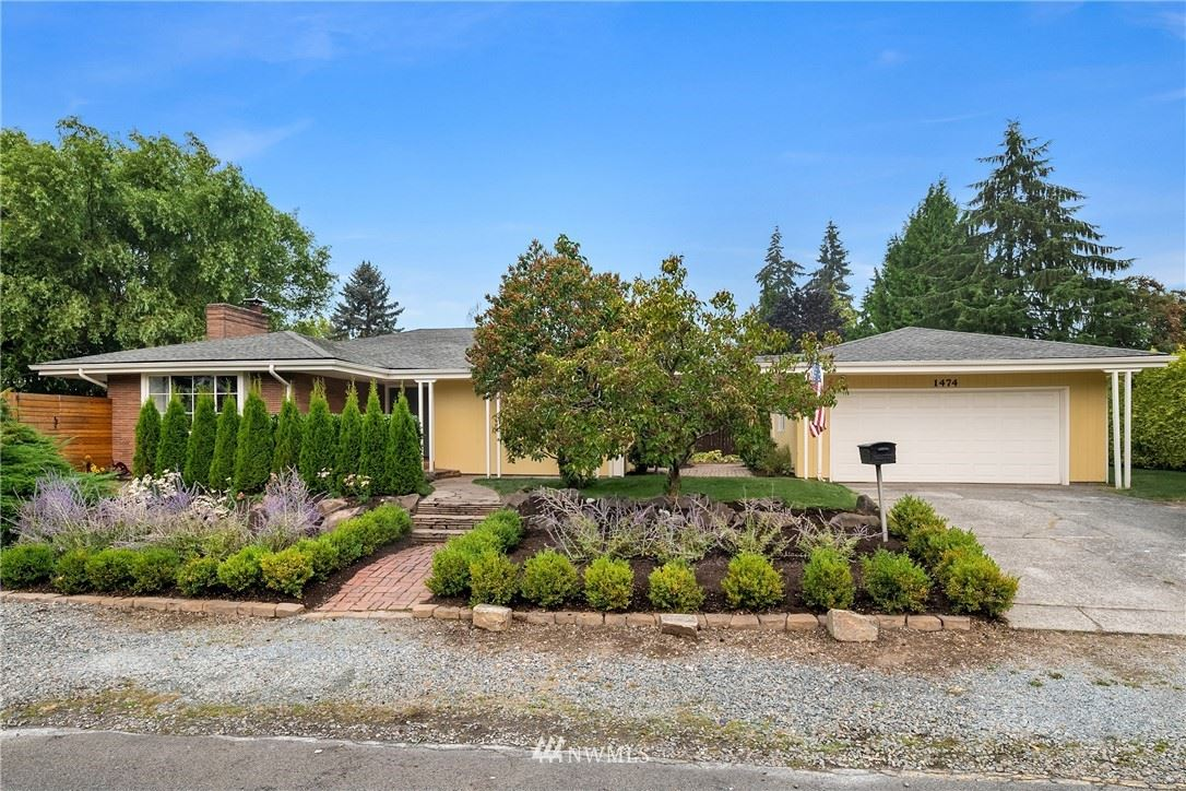 1474 NW 92nd Street, Seattle, WA 98117 - MLS#: 1665100