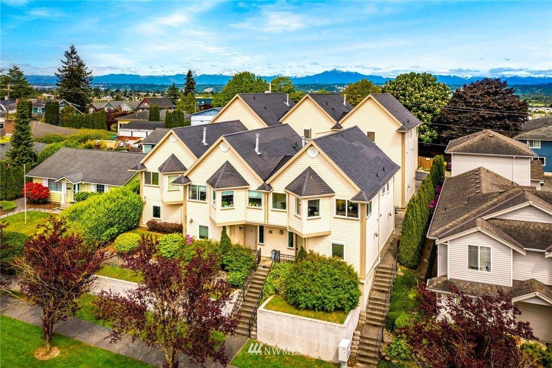 Photo of 3315 Rockefeller Avenue #3, Everett, WA 98201 (MLS # 1777100)