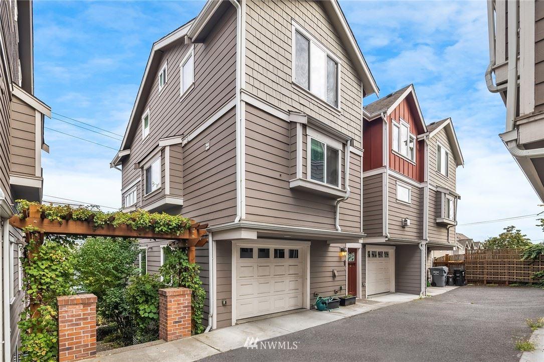 3611 Albion Place N #B, Seattle, WA 98103 - #: 1839100