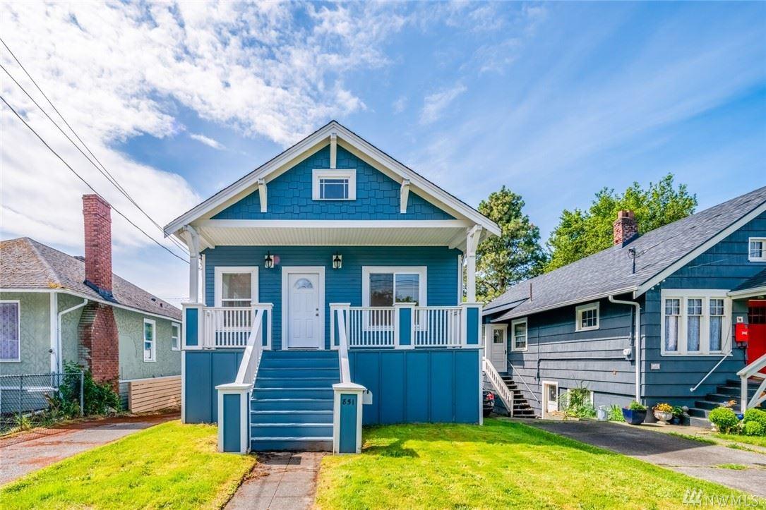 851 NE 56th St, Seattle, WA 98105 - MLS#: 1614101