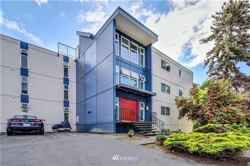 Photo of 3710 27th Place W #205, Seattle, WA 98199 (MLS # 1778102)