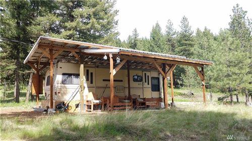 Photo of 28 Buckboard Trail Rd, Oroville, WA 98844 (MLS # 1608104)