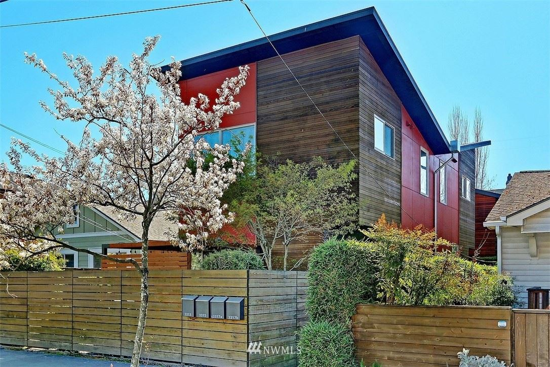 Photo of 3317 Wetmore Avenue S #A, Seattle, WA 98144 (MLS # 1754104)