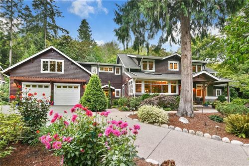 Photo of 9801 NE Bolero Drive, Bainbridge Island, WA 98110 (MLS # 1667105)
