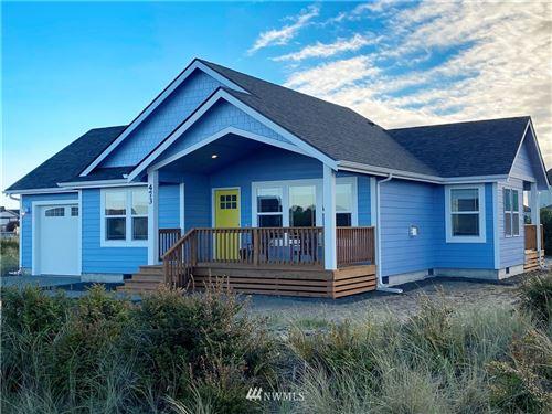 Photo of 473 Winlock Street, Ocean Shores, WA 98569 (MLS # 1684105)