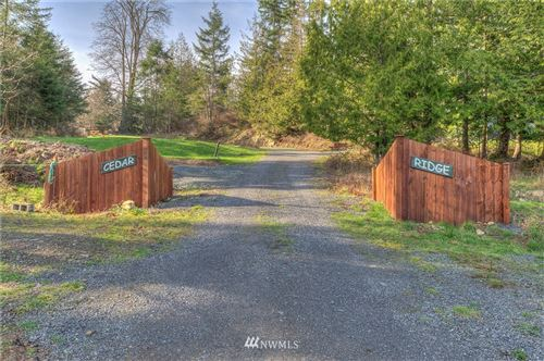 Photo of 4 Wild Turkey Run, Orcas Island, WA 98245 (MLS # 1687105)
