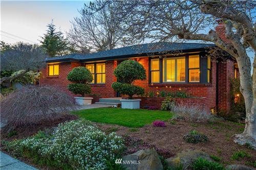Photo of 5052 SW Stevens Street, Seattle, WA 98116 (MLS # 1745105)