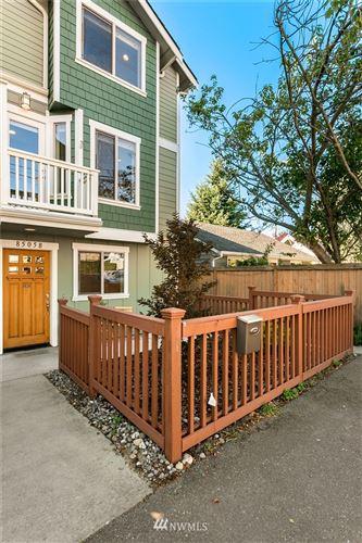 Photo of 8505 17th Avenue NW #B, Seattle, WA 98117 (MLS # 1671107)