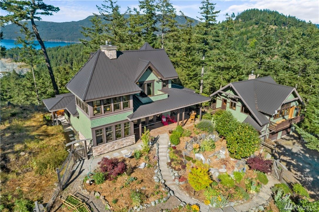 Photo of 1618 Mountain Crest Dr, Orcas Island, WA 98245 (MLS # 1624107)