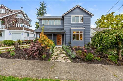 Photo of 3821 19th Avenue SW, Seattle, WA 98106 (MLS # 1854108)
