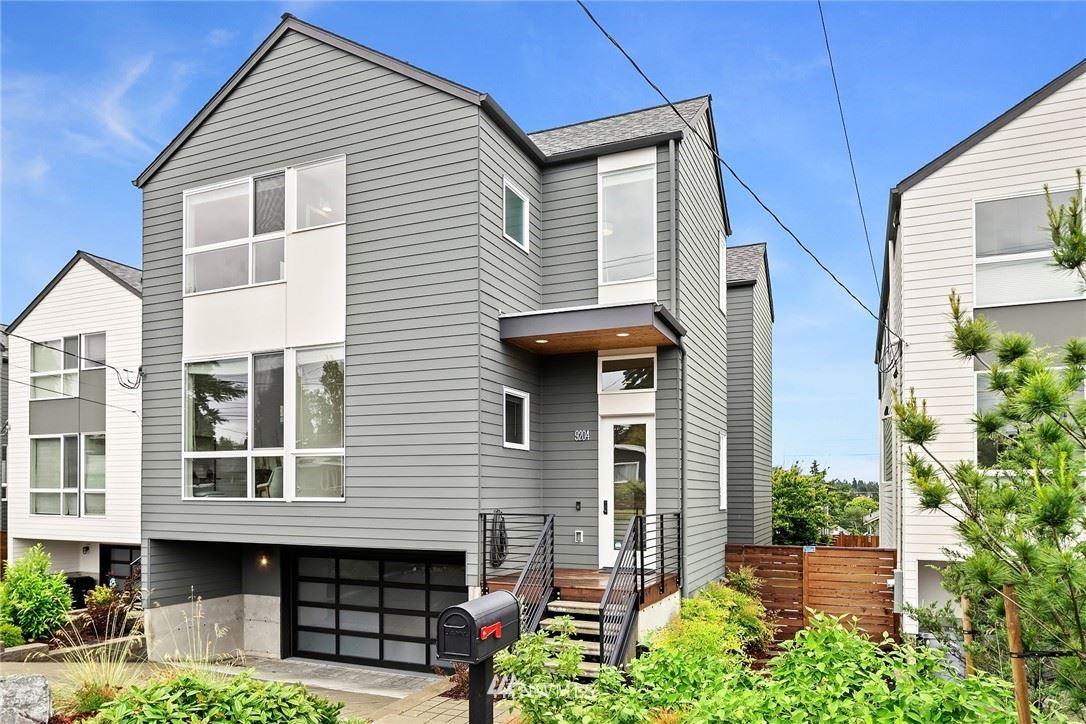 Photo of 9204 11th Avenue NW, Seattle, WA 98117 (MLS # 1791108)