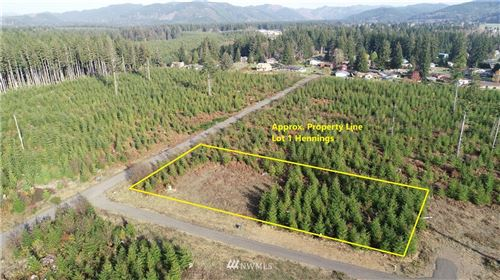 Photo of 9999 Lot 1 Hennings SP, Forks, WA 98331 (MLS # 1559109)