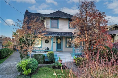 Photo of 3927 Burke Avenue N, Seattle, WA 98103 (MLS # 1694111)