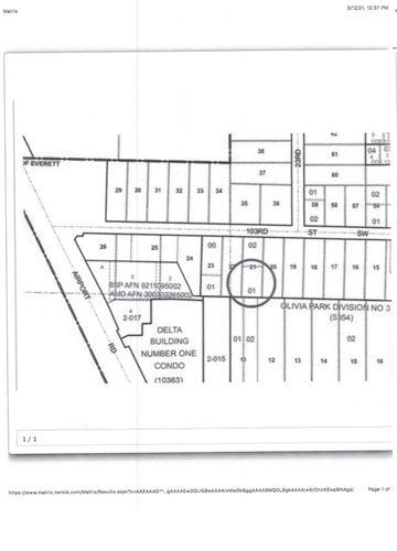 Photo of 2326 103rd Street SW, Everett, WA 98204 (MLS # 1840111)