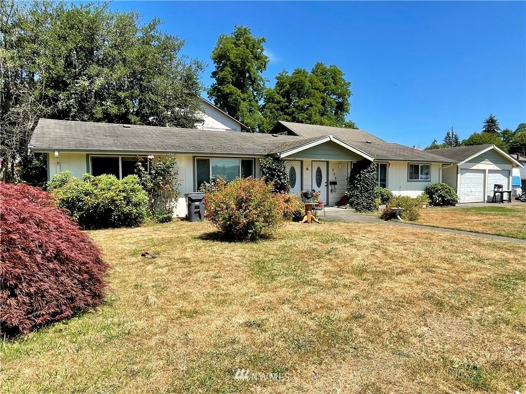 Photo of 504 E Elma Avenue, Montesano, WA 98563 (MLS # 1818113)