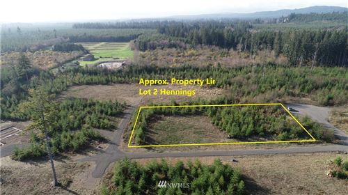 Photo of 9999 Lot 2 Hennings SP, Forks, WA 98331 (MLS # 1559115)