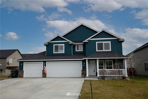 Photo of 3405 W Glenmoor Drive, Moses Lake, WA 98837 (MLS # 1720116)