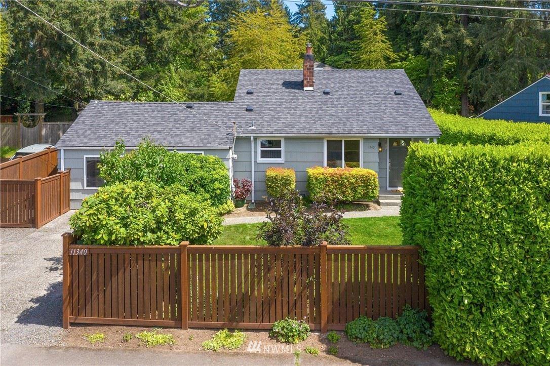 Photo of 11340 15th Avenue NE, Seattle, WA 98125 (MLS # 1778118)