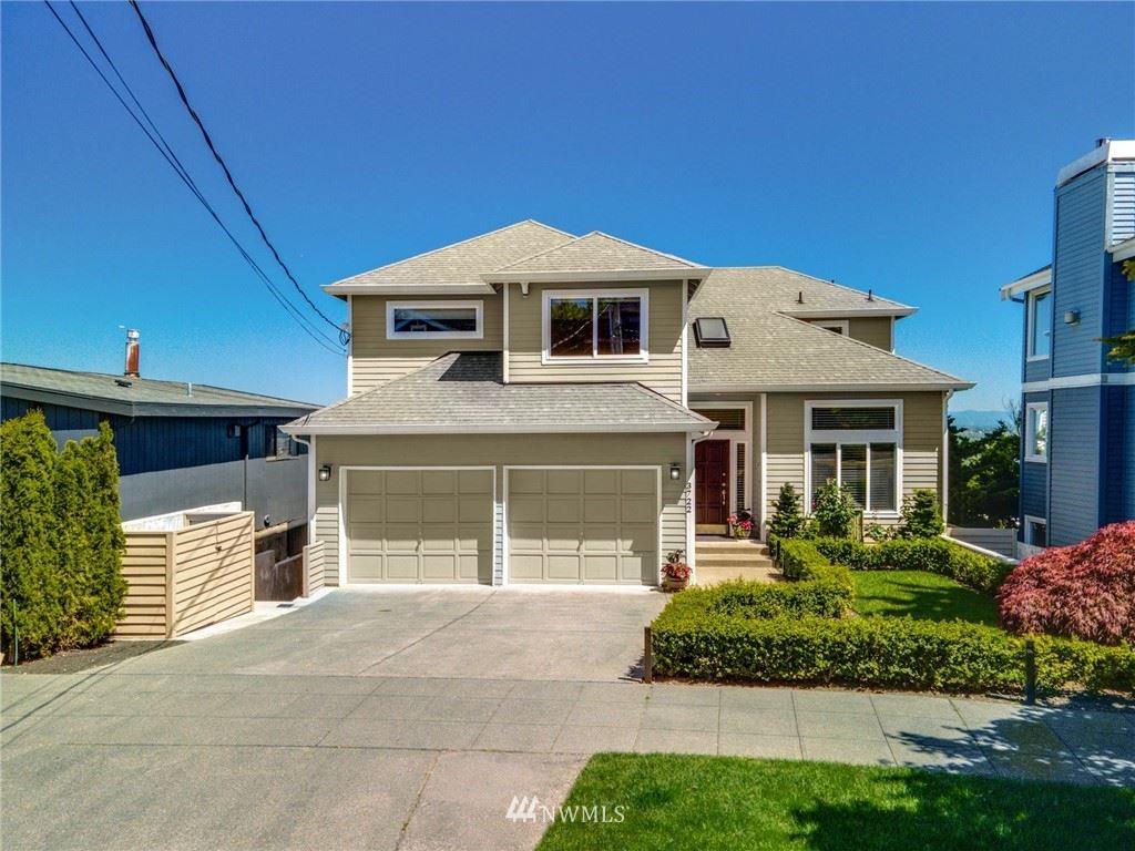 Photo of 3722 Belvidere Avenue SW, Seattle, WA 98126 (MLS # 1783118)