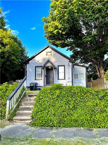 Photo of 5015 S J Street, Tacoma, WA 98408 (MLS # 1790120)