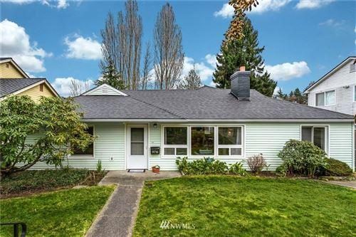 Photo of 9716 Dibble Avenue NW, Seattle, WA 98117 (MLS # 1745123)