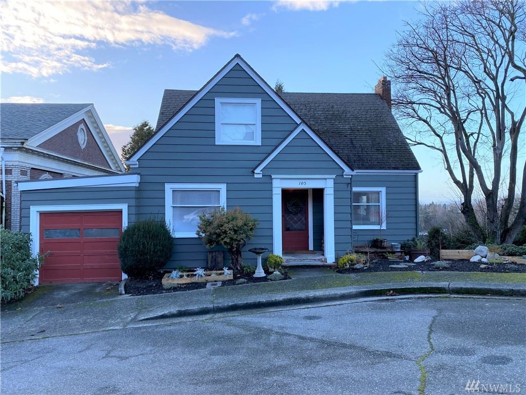 105 N 5th St, Mount Vernon, WA 98273 - MLS#: 1552124
