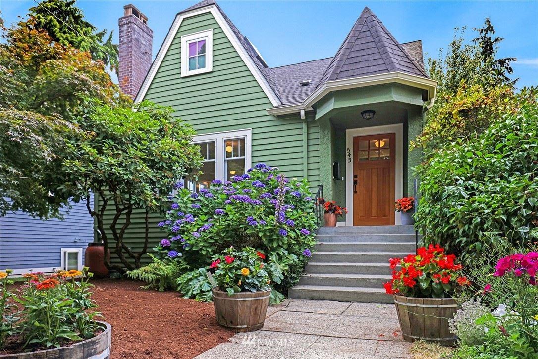 543 N 75th Street, Seattle, WA 98103 - #: 1810124