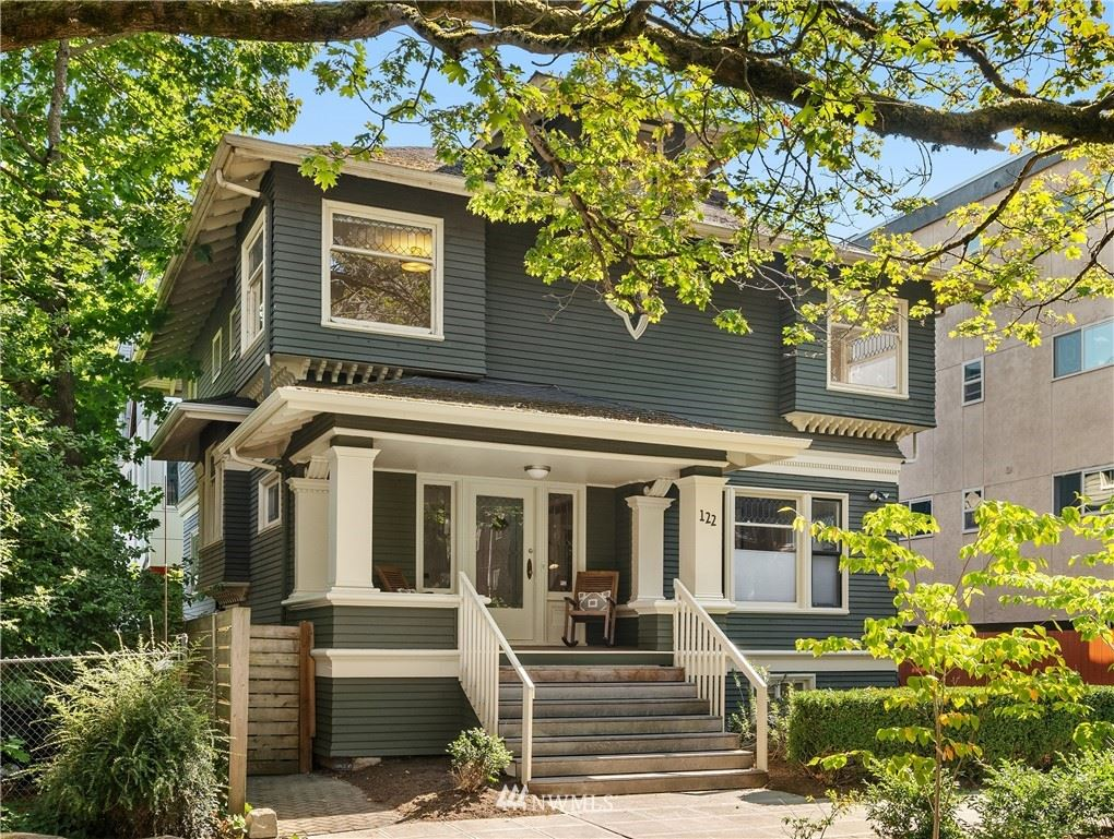 122 18th Avenue E, Seattle, WA 98112 - MLS#: 1661125