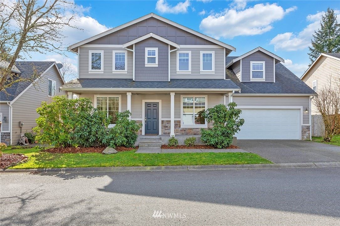 1407 Rockcreek Lane SW, Tumwater, WA 98512 - MLS#: 1737125