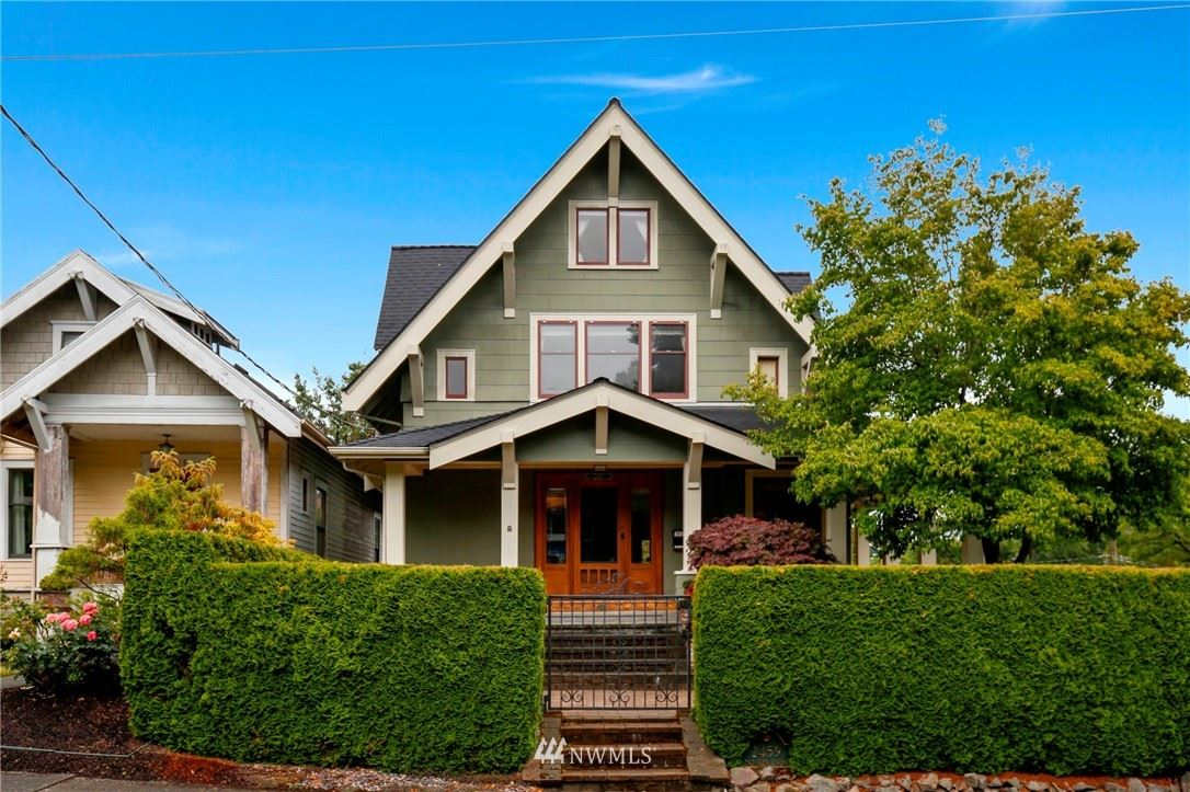 Photo of 2459 2nd Avenue W, Seattle, WA 98119 (MLS # 1790128)