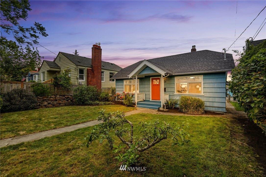 Photo of 8324 Stone Avenue N, Seattle, WA 98103 (MLS # 1780131)