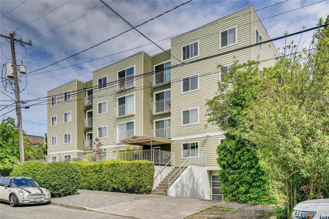 800 N Allen Place #306, Seattle, WA 98103 - MLS#: 1607132