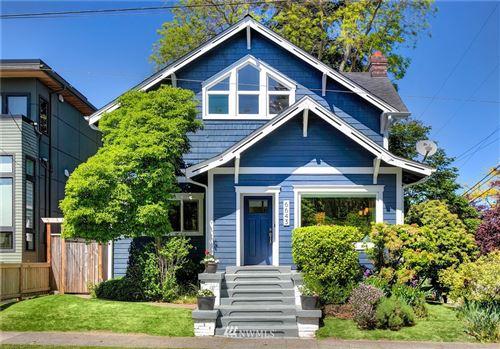 Photo of 6643 Woodlawn Avenue N, Seattle, WA 98103 (MLS # 1775133)
