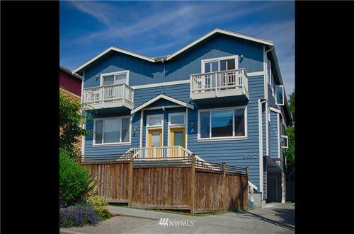 Photo of 3652 Francis Avenue N #D, Seattle, WA 98103 (MLS # 1642135)