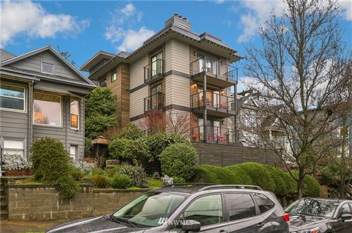 Photo of 510 Ward Street #301, Seattle, WA 98109 (MLS # 1717135)