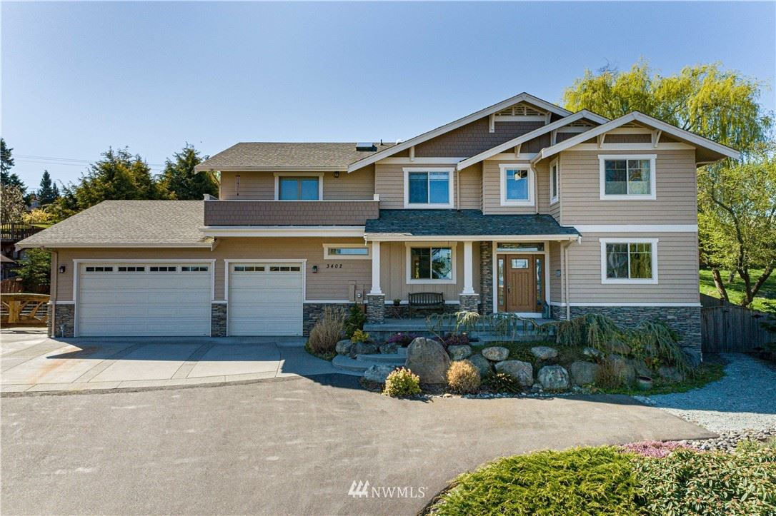 Photo of 3402 Wave Drive, Everett, WA 98203 (MLS # 1761135)