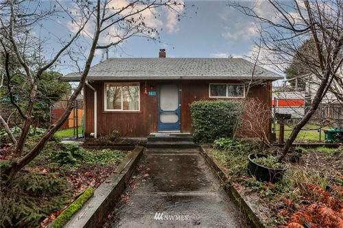Photo of 9611 Linden Avenue N, Seattle, WA 98103 (MLS # 1716136)