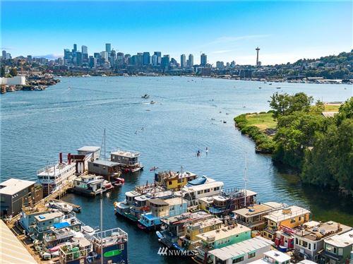 Photo of 2143 N Northlake Way #53, Seattle, WA 98103 (MLS # 1802136)