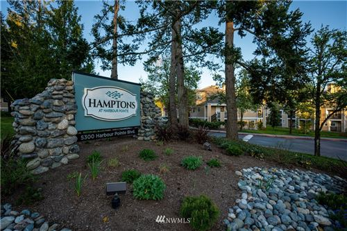 Photo of 5300 Harbour Pointe Boulevard #301B, Mukilteo, WA 98275 (MLS # 1756137)