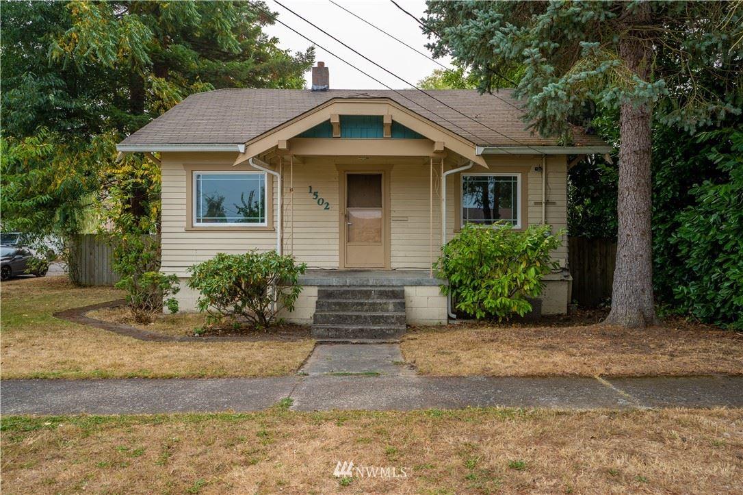 1502 S 41st Street, Tacoma, WA 98418 - MLS#: 1665141