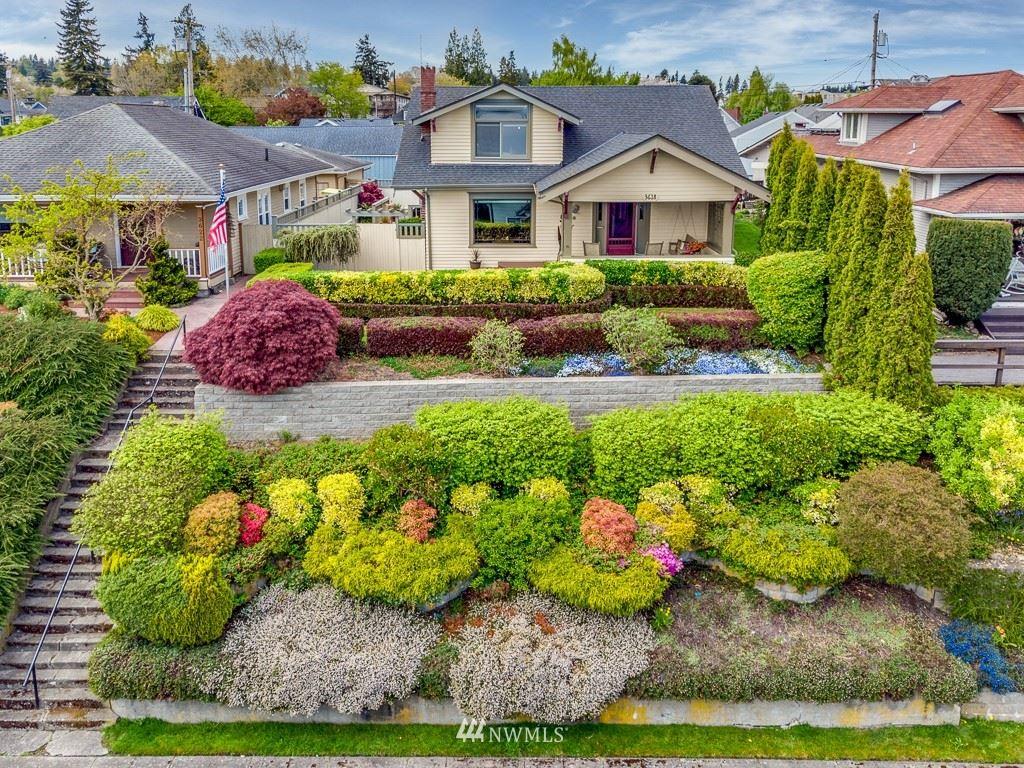 Photo of 3618 Oakes Avenue, Everett, WA 98201 (MLS # 1771142)