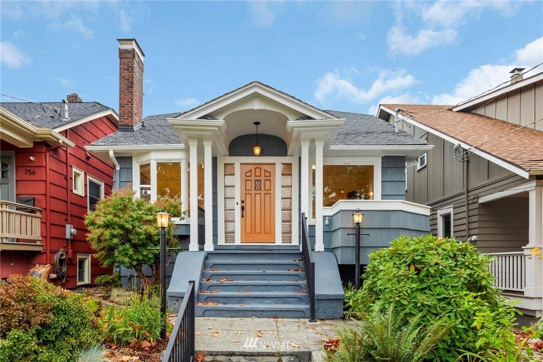 Photo of 758 N 73rd Street, Seattle, WA 98103 (MLS # 1852145)