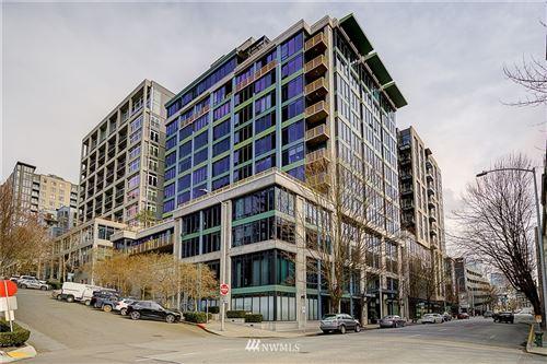 Photo of 2716 Elliott Avenue #101, Seattle, WA 98121 (MLS # 1741146)
