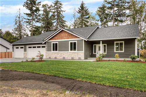Photo of 0 243rd (Lot 1) Street E, Graham, WA 98338 (MLS # 1661147)
