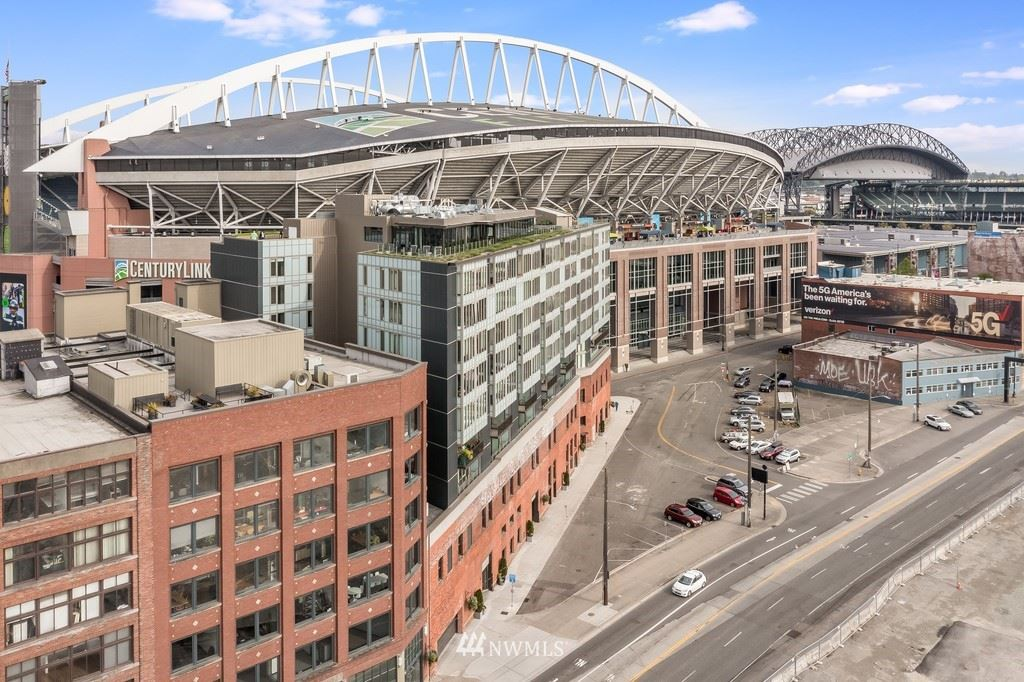 Photo of 590 1st Avenue S #713, Seattle, WA 98104 (MLS # 1764148)
