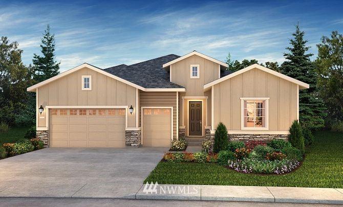 15407 174th Avenue Ct E, Bonney Lake, WA 98391 - MLS#: 1853148