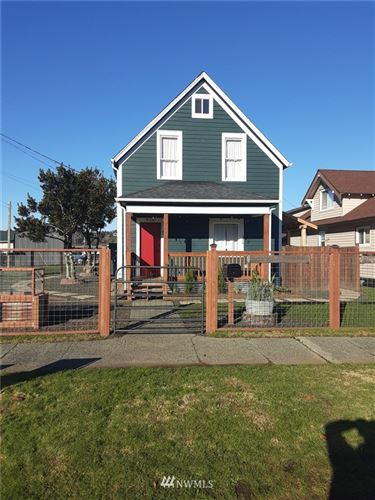 Photo of 918 W 2nd Street, Aberdeen, WA 98520 (MLS # 1693149)